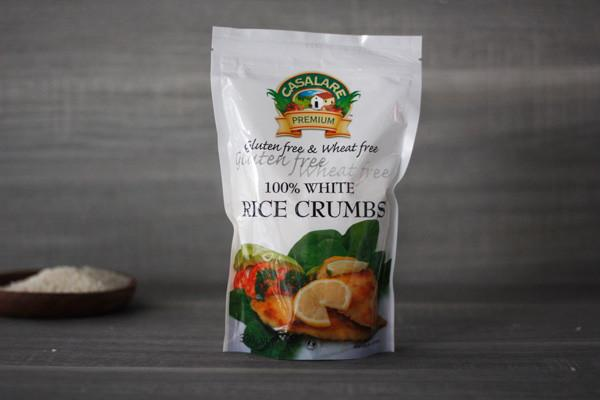 Casalare Gluten Free Rice Crumbs 330g Pantry > Baking & Cooking Ingredients