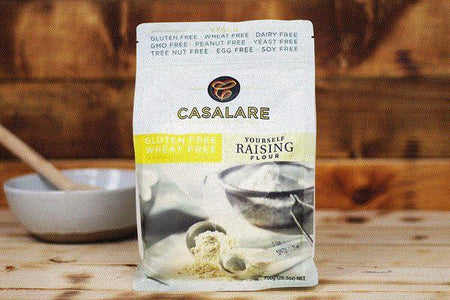 Casalare Gluten Free Self Raising Flour 750g Pantry > Baking & Cooking Ingredients