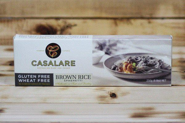 Casalare Gluten Free Spaghetti 250g Pantry > Pasta, Sauces & Noodles
