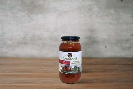 Casalare Tomato Garlic & Chilli Pasta Sauce 500g Pantry > Pasta, Sauces & Noodles