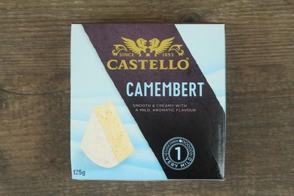 Castello Castello Camembert 125g Dairy & Eggs > Cheese