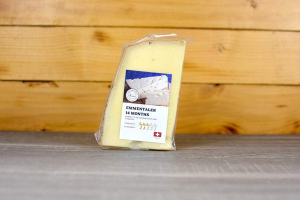 Cheese Shop Swiss Emmental 14 months ~250g* Dairy & Eggs > Cheese