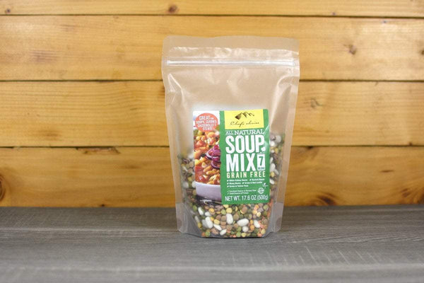 Chef's Choice All Natural Soup Mix 7 Blend 500g Pantry > Grains, Rice & Beans