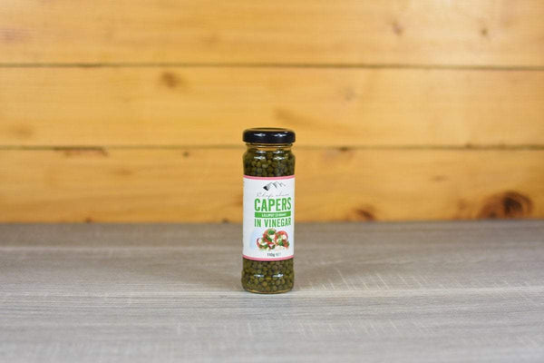 Chef's Choice Capers in Vinegar Lilliput110g Pantry > Antipasto, Pickles & Olives