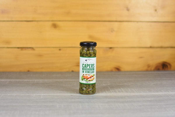 Chef's Choice Capers in Vinegar Non Pareilles 110g Pantry > Antipasto, Pickles & Olives