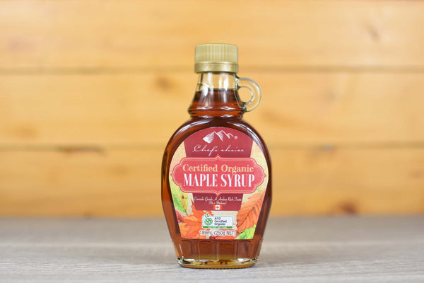 Chef's Choice Organic Maple Syrup 189ml Pantry > Baking & Cooking Ingredients
