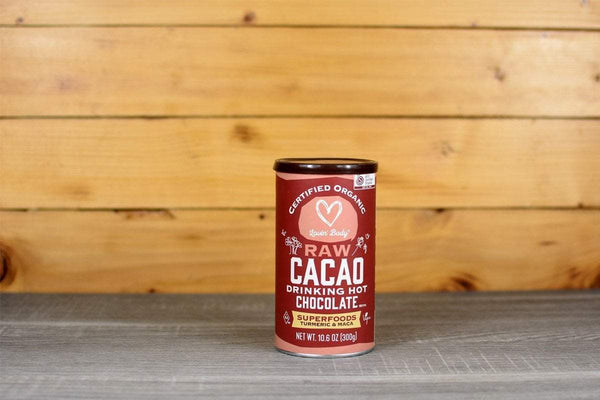 Chef's Choice Organic Raw Cacao Drinking Hot Chocolate with Superfoods 300g Drinks > Drinking Chocolate & Blends
