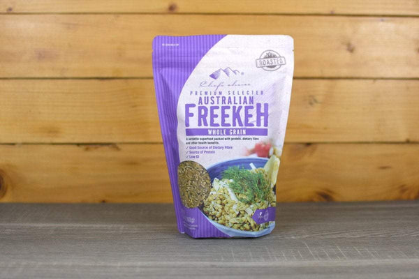 Chef's Choice Premium Whole Grain Roasted Freekeh 500g Pantry > Grains, Rice & Beans