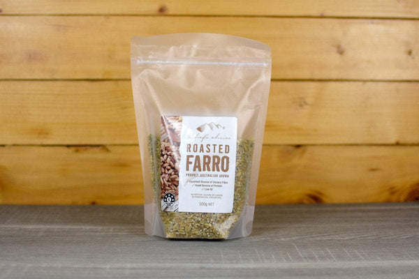 Chef's Choice Roasted Farro 500g Pantry > Grains, Rice & Beans