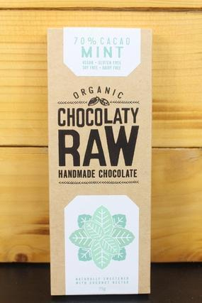 Chocolaty Raw Coconut 75g