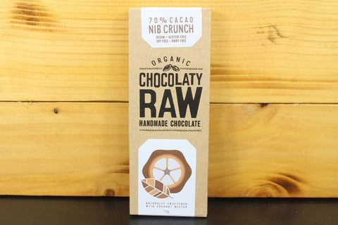 Chocolaty Raw Mint 75g