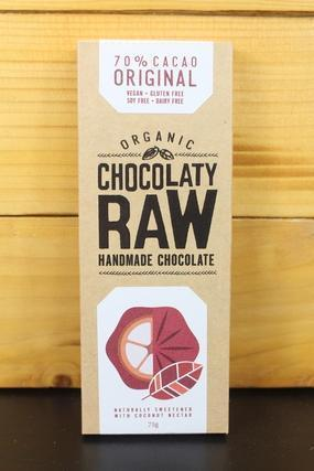 Chocolaty Raw Nut 75g