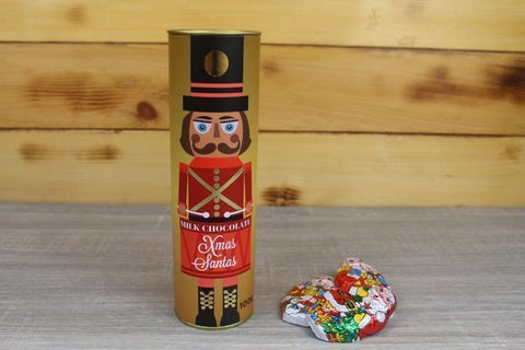 Gingerbread Tin Small Christmas Miniature