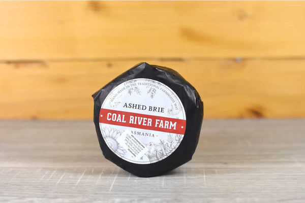 Coal River Coal River Ashed Brie 200g Dairy & Eggs > Cheese