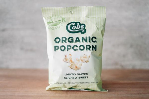 Lightly Salted Slightly Sweet Popcorn 30g