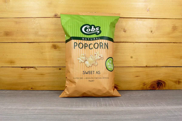 Cobs Sweet As Popcorn 110g Pantry > Chips & Savoury Snacks