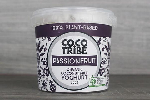 Coco Tribe Maple Pecan Yoghurt 300g