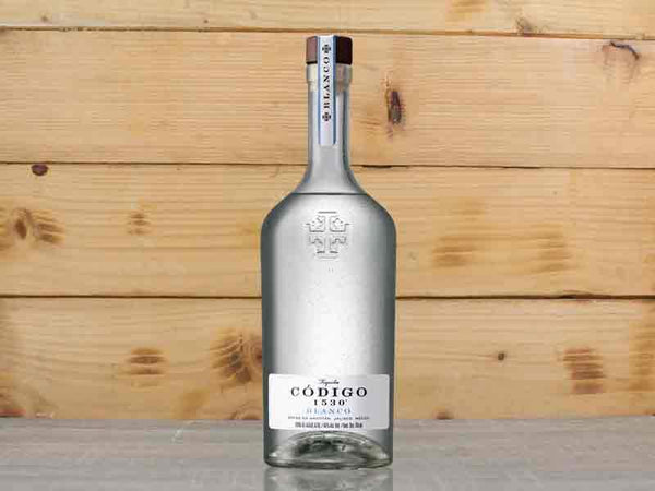 Código 1530 Blanco Tequila 75cl Alcohol > Spirits