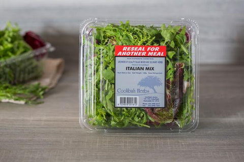 Baby Spinach Leaves - 120g