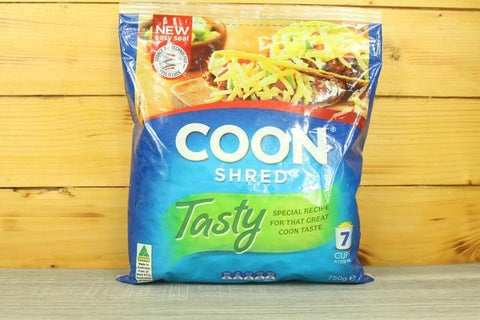 Coon Tasty Shredded 250g
