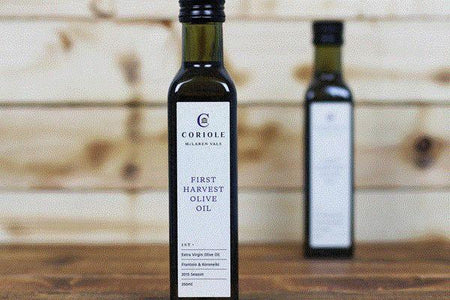 Coriole First Oil 2015 Extra Virgin Olive Oil 250ml Pantry > Dressings, Oils & Vinegars