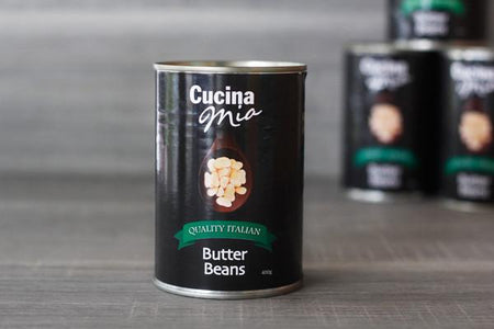 Cucina Mia Butter Beans 400g Pantry > Canned Goods