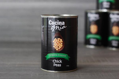 Cucina Mia Chick Peas 400g Pantry > Canned Goods