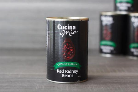 Cucina Mia Red Kidney Beans 400g Pantry > Canned Goods