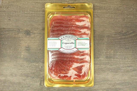 Bb Black Forest Ham Sliced German Style 100g