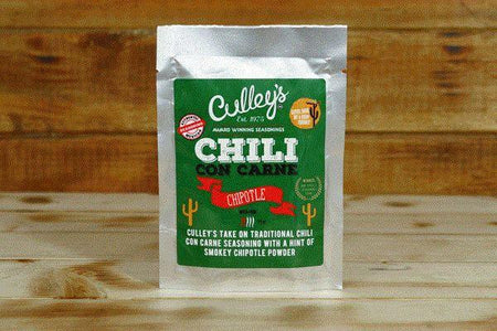 Culley's Chilli Con Carne Chipotle Seasoning 35g Pantry > Baking & Cooking Ingredients