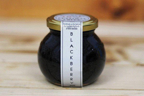 Cuttaway Creek Blackberry Jam 220g Pantry > Nut Butters, Honey & Jam