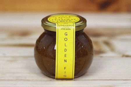 Cuttaway Creek Golden Fig Jam 220g Pantry > Nut Butters, Honey & Jam
