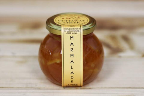 Cuttaway Creek Three Fruits Marmalade 220g Pantry > Nut Butters, Honey & Jam