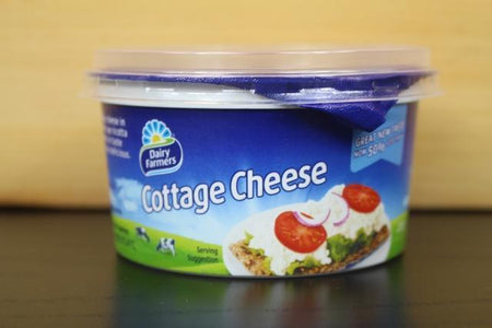 Dairy Farmers DF Cottage Cheese 200g Dairy & Eggs > Other Creams & Cheeses