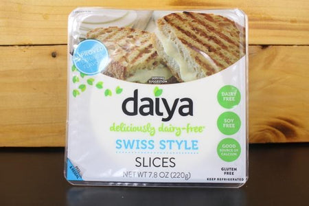 Daiya Daiya Swiss Style Slices Dairy & Eggs > Cheese