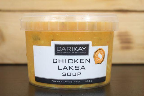 Chicken & Corn Soup 550g