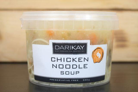 Chicken Laksa Soup  550g
