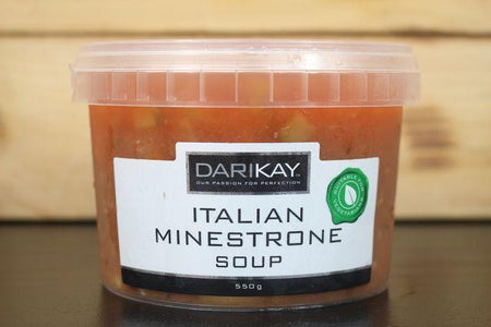 Dari's Kitchen Italian Minestrone Soup  550g Pantry > Broths, Soups & Stocks