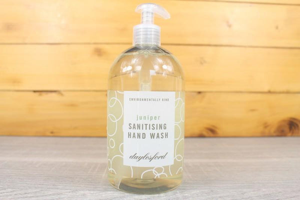 Daylesford Juniper Hand Sanitiser Wash 500ml Personal Goods > Soap
