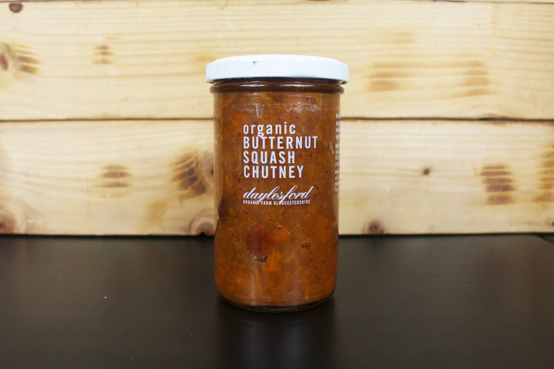 Daylesford Organic Butternut Squash Chutney 270g Pantry > Pasta, Sauces & Noodles