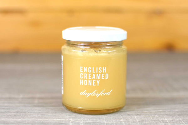 Daylesford Organic English Creamed Honey 227g Pantry > Nut Butters, Honey & Jam
