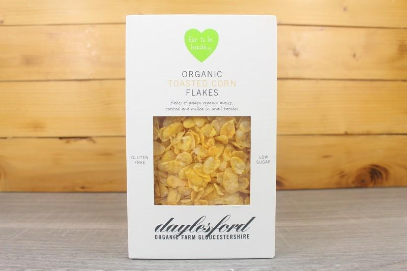 Daylesford Sugar Free Corn Flakes 150g Pantry > Granola, Cereal, Oats & Bars