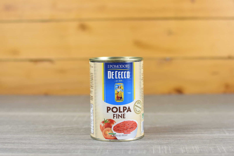 De Cecco Polpa Fine Chopped Tomato 400g Pantry > Canned Goods