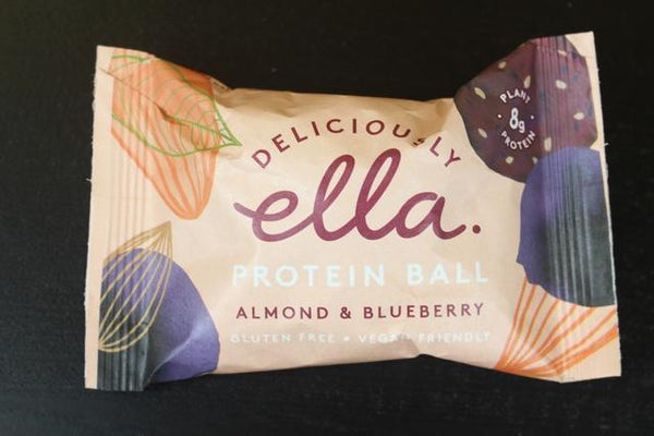 Deliciously Ella Almond & Blueberry Energy Ball Pantry > Granola, Cereal, Oats & Bars