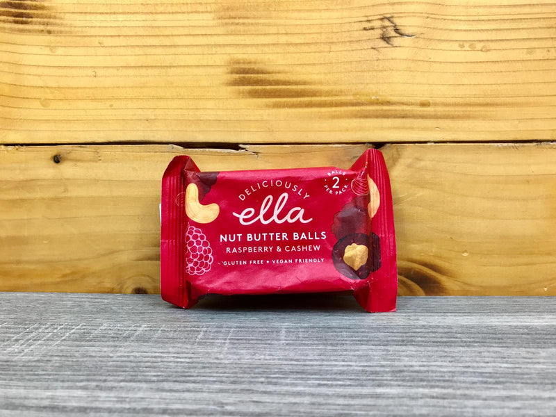 Deliciously Ella Apple Cinnamon & Almond Nut Butter Ball 36g Pantry > Granola, Cereal, Oats & Bars
