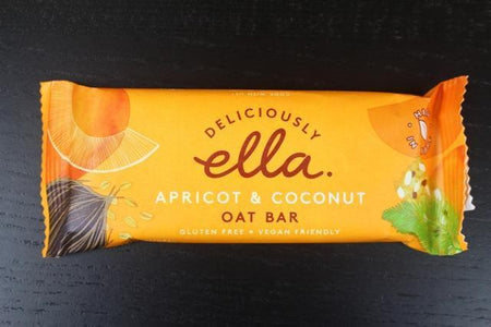 Deliciously Ella Apricot & Coconut Oat Bar 50g Pantry > Granola, Cereal, Oats & Bars