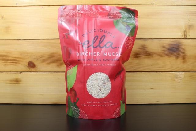 Deliciously Ella Bircher Cereal 500g Pantry > Granola, Cereal, Oats & Bars