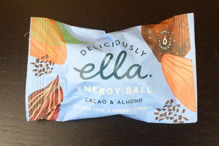 Deliciously Ella Cacao & Almond Energy Ball Pantry > Granola, Cereal, Oats & Bars