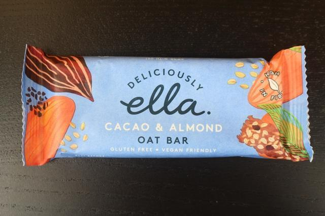 Deliciously Ella Cacao & Almond Oat Bar 50g Pantry > Granola, Cereal, Oats & Bars
