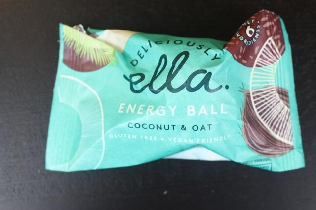 Deliciously Ella Coconut & Oat Energy Ball Pantry > Granola, Cereal, Oats & Bars